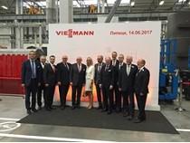 Инвестиции Viessmann в российскую экономику в 2016 году составили почти 4% от общего объема вложений всех резидентов ОЭЗ