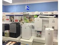 Открытие партнерского магазина «Бош Термотехника» в Горно-Алтайске