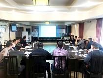 «ЭксПроф» провел семинар для партнера в Казахстане