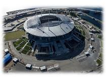 Более 100 тысяч анкеров fischer применены при строительстве стадиона в Санкт-Петербурге к ЧМ-2018